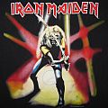IRON MAIDEN Maiden Japan  T-shirt  (Metal Collection Wear) 90's