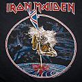 IRON MAIDEN The Beast on The Road (black) T-shirt USA Tour 82