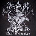 SETHERIAL Death Triumphant T-shirt
