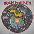 IRON MAIDEN  World Piece Tour '83  Long-sleeve USA(June 21-Aug.1) TShirt or Longsleeve