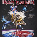 IRON MAIDEN The Beast on The Road Europe 82 T-shirt