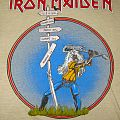 IRON MAIDEN 1982 The Beast At Reading and The USA T-jesey TShirt or Longsleeve