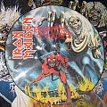 IRON MAIDEN The Number oF The Beast pic.disc  1982 Tape / Vinyl / CD / Recording etc