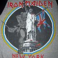 IRON MAIDEN New York 1983 T-jersey TShirt or Longsleeve