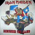 IRON MAIDEN  Remember The Alamo T-Jersey (Texas Tour83) TShirt or Longsleeve