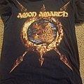 Amon Amarth 2003 tour shirt