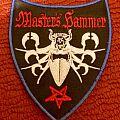Master's Hammer shield logo patch