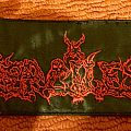 Merciless logo patch