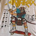 Anthrax - Fistful of Anthrax shirt