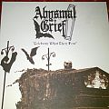 Abysmal Grief - Celebrate What They Fear White EP ( Signed) Tape / Vinyl / CD / Recording etc