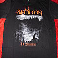 "Satyricon ""The Shadowthrone"" Reprint TShirt or Longsleeve"