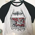 Nifelheim - TShirt or Longsleeve - Nifelheim - Envoy of Lucifer baseball shirt