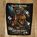 """Suicidal Tendencies """"Join The Army"""" Vintage Backpatch"""