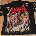 Slayer Vintage Shirt