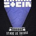 Tourshirt for the european stadium tour 2019 at the 'Stade de Suisse' in Berne, Switzerland
