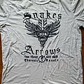 Rush - TShirt or Longsleeve - Rush - Snakes and arrows tour - official shirt - embroided