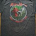 Rush - TShirt or Longsleeve - Rush - Signals - World Tour shirt - official reprint