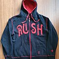 Rush - Battle Jacket - Rush - Clockwork Angels Tour - official zipped jacket/hoodie