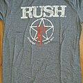 Rush - TShirt or Longsleeve - Rush - American tour 1977 - official reprinted shirt