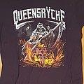Queensryche - TShirt or Longsleeve - Queensryche - The verdict - USA tour 2020, official shirt