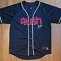 Rush - TShirt or Longsleeve - Rush - R30 - official baseball shirt from the R30 tour