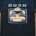 Rush - TShirt or Longsleeve - Rush - Power windows - official reprint from the band's webshop