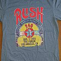 Rush - TShirt or Longsleeve - Rush - R40 Tour - official shirt