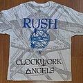 Rush - TShirt or Longsleeve - Rush - Clockwork Angels - official shirt