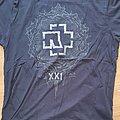 Rammstein - TShirt or Longsleeve - Rammstein - XXI - official shirt