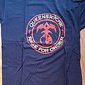 Queensryche - Rage for order - official shirt - no backprint
