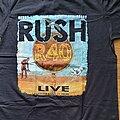 Rush - TShirt or Longsleeve - Rush - R40 Tour - bootleg shirt