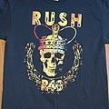 Rush - TShirt or Longsleeve - Rush - R40 Tour - official tour shirt 2015