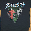 Rush - Signals - official reprinted european tourshirt