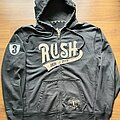 Rush - Battle Jacket - Rush - Time machine tour - official zipped hooded jacket