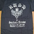 Rush - TShirt or Longsleeve - Rush - Snakes and arrows tour - official shirt