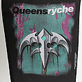 Queensryche - Patch - Queensryche - Empire - official backpatch