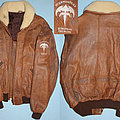 Queensryche - Battle Jacket - Queensryche - Empire - embroided leather jacket for the 1991 european tour