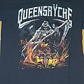 Queensryche - TShirt or Longsleeve - Queensryche - The verdict - USA/Europe tour 2019, Loveland-Winterhaven dates,...