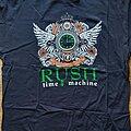 Rush - TShirt or Longsleeve - Rush - Time machine Tour - bootleg  shirt