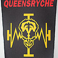 Queensryche - Patch - Queensryche - Operation Mindcrime - backpatch