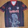 Iron Maiden - TShirt or Longsleeve - Iron Maiden - Killers - football jersey, bootleg