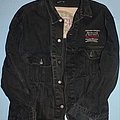 Queensryche - Battle Jacket - Queensryche - Operation mindcrime - promo jeans jacket for the concerts with...