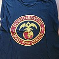 Queensryche - Rage for order - shirt origin unknown, probably bootleg