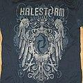 Halestorm - TShirt or Longsleeve - Halestrorm - crerst logo . official shirt