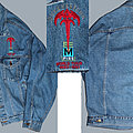 Queensryche - Battle Jacket - Queensryche - Empire - embroided blue denim jacket for the 1990 - 1991 worldtour