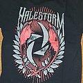 Halestorm - TShirt or Longsleeve - Halestorm - winged logo - official shirt
