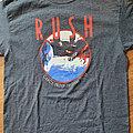 Rush - TShirt or Longsleeve - Rush - Grace under pressure - shirt origin unknown