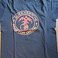 Queensryche - Rage for order - official tourshirt - US dates backprint