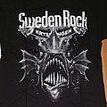 Queensryche - TShirt or Longsleeve - Queensryche - S/T - official shirt from the Sweden Rock Kryssningen festival...
