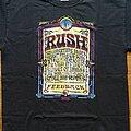 Rush - TShirt or Longsleeve - Rush - Feedback - official tour shirt